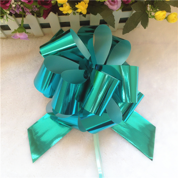 Wholesale cheap plastic self tie bow tie for gift packaging