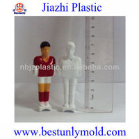 Injection Moulded Custom Designed Plastic Cartoon Figurines