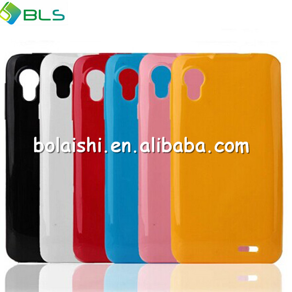 TPU flip case for lenovo p770,case for lenovo p770