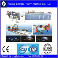Factory Saving Time Rolling Square Pipe Bending Machine In China