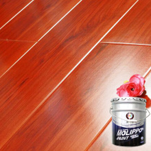 Strong anti-scratch epoxy wood finish paint