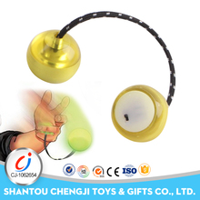 2017 Hot interesting pressure reducing light fingers toy super yoyo toys