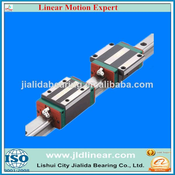 High Quality Professional Manufacturer JLD linear sliding guide block bearing hgh