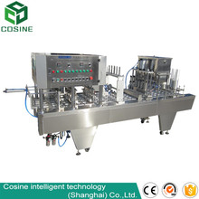 Shanghai Mineral Water Cup Filling And Sealing Machine