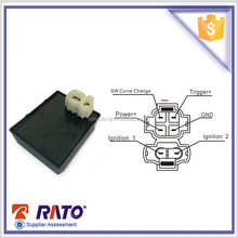 top quality Digital adjustment angle capacitor motorcycle CDI units