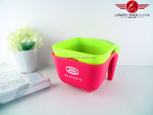 2014 hot sales artificial fruit storage basket