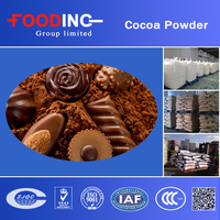 China Bean Extract Alkalinized Cocoa Powder