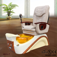 kangxin furniture european touch pedicure chairs with resin bowl S812-7