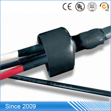 Medium Wall Heat Shrink Tubing for Fiber Optic Closure Terminal Box Spiral Coated Hot Melt Adhesive Inlined 75/22