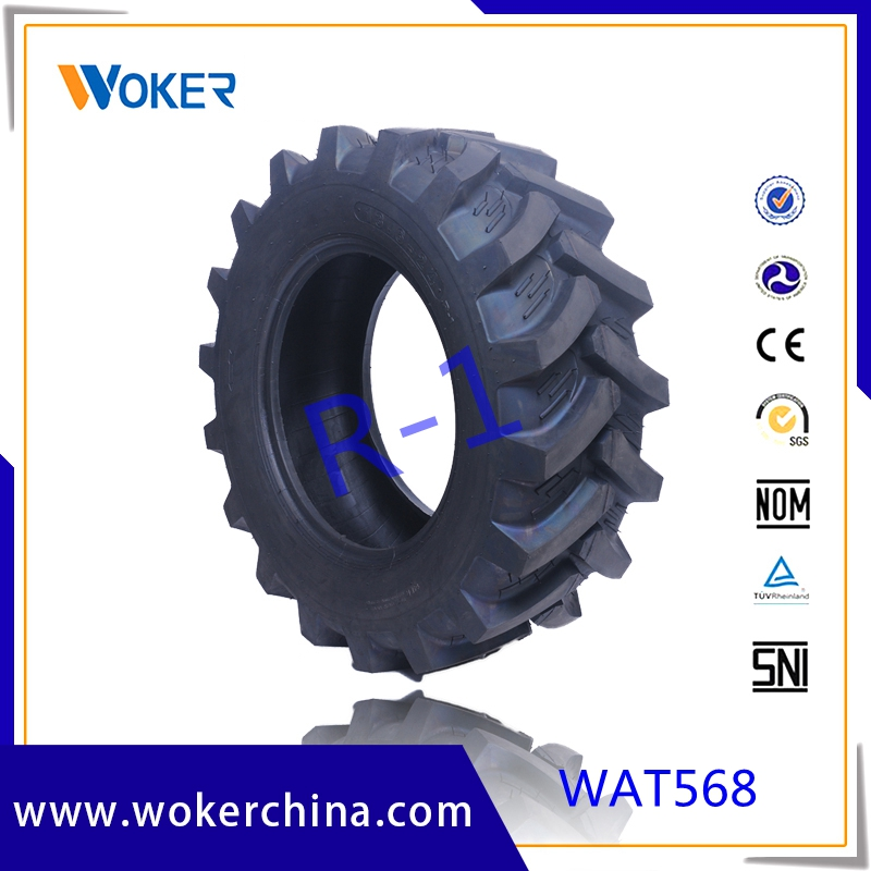 Agricultural tractor tires rubber tyre wholesale WAT568 R-1 forestry tire 10/75-15.3