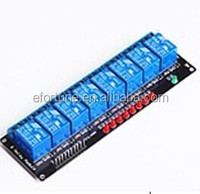 High Quality Optocoupler 8 Channel 5V Relay Module Shield For Uno Meage 1280 2560 ARM PIC AVR DSP