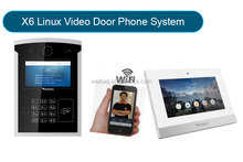 IP Based Video Door Phone SIP Video Intercom System For Apartment