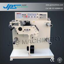 JPS-420FQ Conductive Cloth Slitter With Constant Tension Control Rewinding System