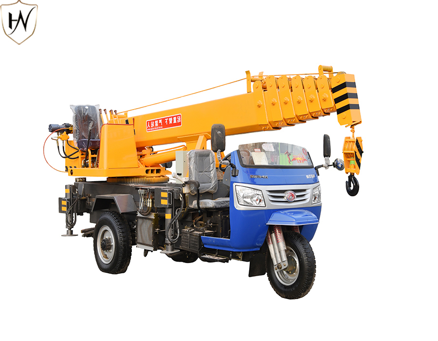 Wholesale Price 3 tons Truck Mounted Crane For Sale