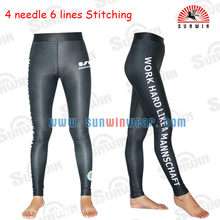 Sublimation Printing Sports Wear Tights Fitness Yoga Pants Gym Leggings for Women