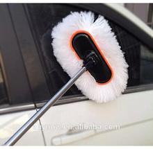 Removable car wash brushes cleaning mop with long telescopic handle from china factory