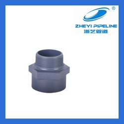 UPVC fittings,UPVC male adapter for industry purpose