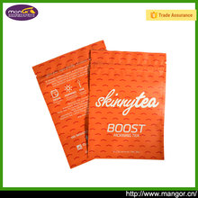 Wholesale Packaging Facial Mask Sheet Bag/Custom Printed Foil Bags/3 Side Seal Facial Mask Packaging