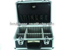 High quality aluminum tool box with dividers RZ-C194