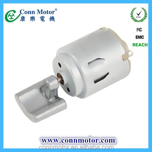 2015 Cheaper Reliable Quality small power battery operated dc motor