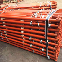 Tianjin SS Group Top products material building Factory of steel structure building material Metal Posts for slab