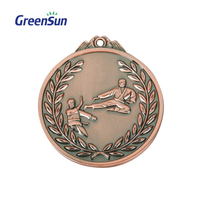 Excellent Quality Contemporary Sport Medals Of