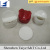 Plastic two sides flip top cap for sugar bottle lid