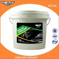 Long Life Concentrated red glycol antifreeze