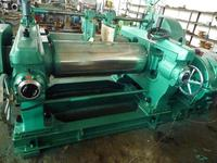 open mill rubber mixing machine two roll rubber open mixing mill /rubber mixing mill