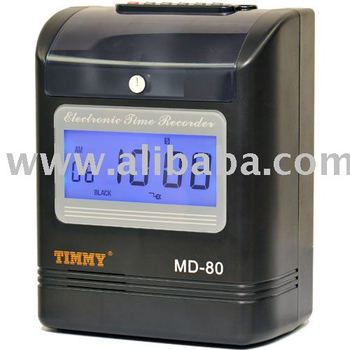 MD-80 Digital Time Recorder
