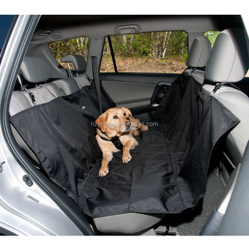 Pet Dog Seat Hammock Car SUV Van Rear Back Seat Protector Waterproof Cover Mat