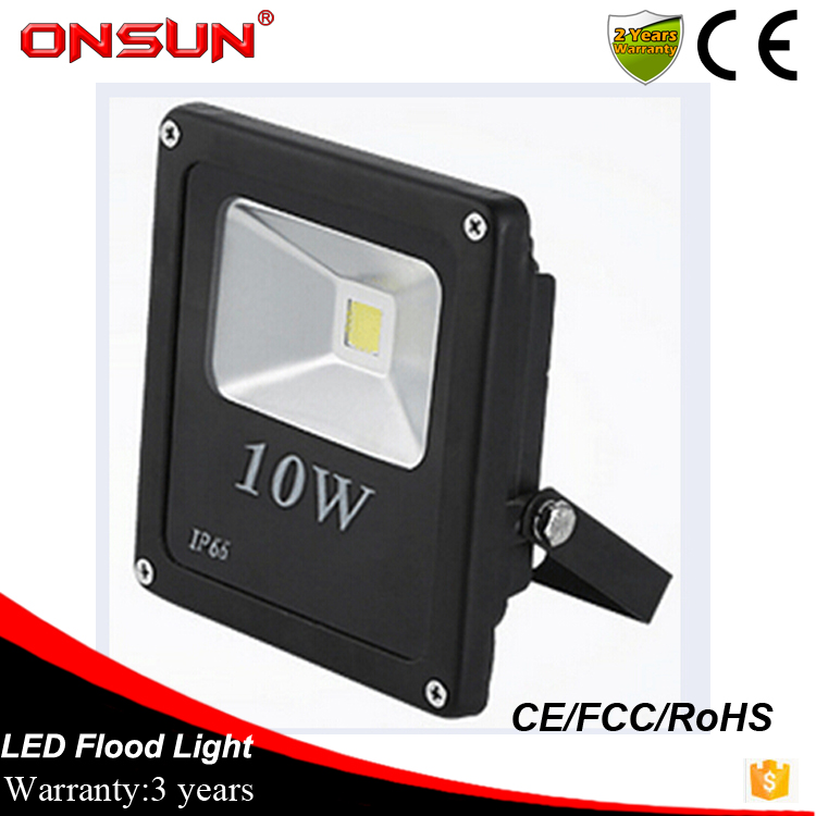 Wholesale factory price10w LED flood light price in bangladesh outdoor LED flood light