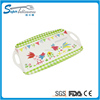 melamine custom plastic food warmer tray