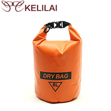 High Quality Custom Logo Waterproof Outdoor Pvc Swimming Tarpaulin 5L Dry Bag
