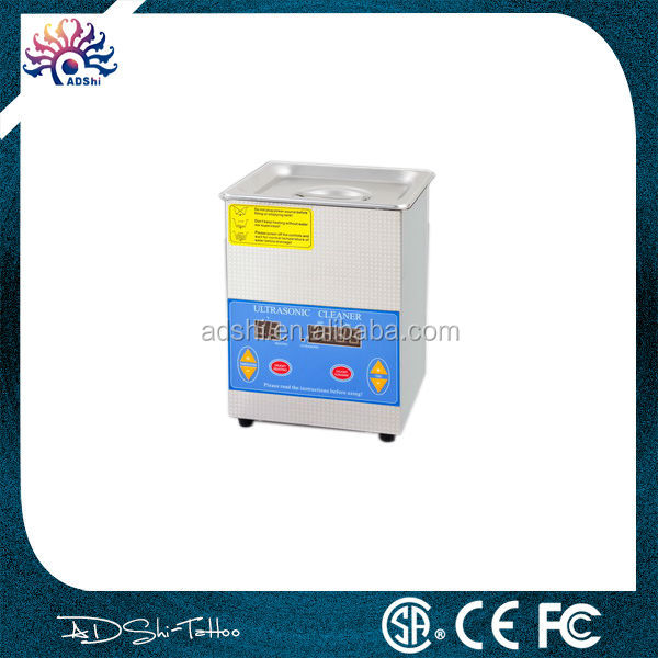 1.3L digital controlled Timer Heater Stainless Steel Ultrasonic Cleaner