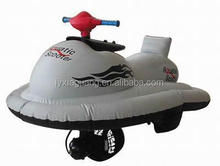 Children inflatable electric jet ski for kids and adults inflatable jet ski