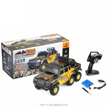Super strong power good performance 18629 rc car on the sand