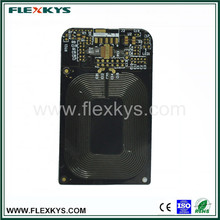 Black cover flex FPC flexible printed circuit cable with connector
