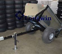 heavy duty ATV trailer, cargo trailer parts