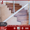 Foshan manufacturer stainless steel glass indoor stair railings prices