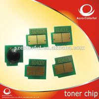 Compatible printer toner chip and drum chip for HP CP6015 CM6030 CM6040CP cartridge spare part