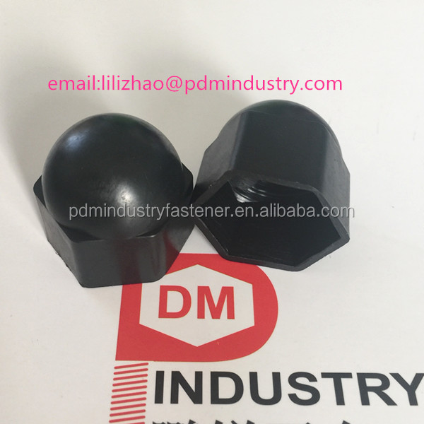 m14 plastic hexagon socket nut cover