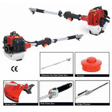 43cc 2-Stroke Side Attached Gasoline Brush Cutter with 1E40F-5 Engine (BC430S) manual hedge trimmers