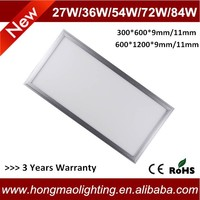 intevision promotion product 54w 600 1200 led lichting panel