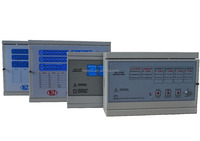 Conventional fire wired alarm control panel