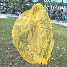 Factory price Palm date harvest mesh bags for export