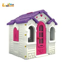 pretend play preschool plastic baby toys outdoor kids play house
