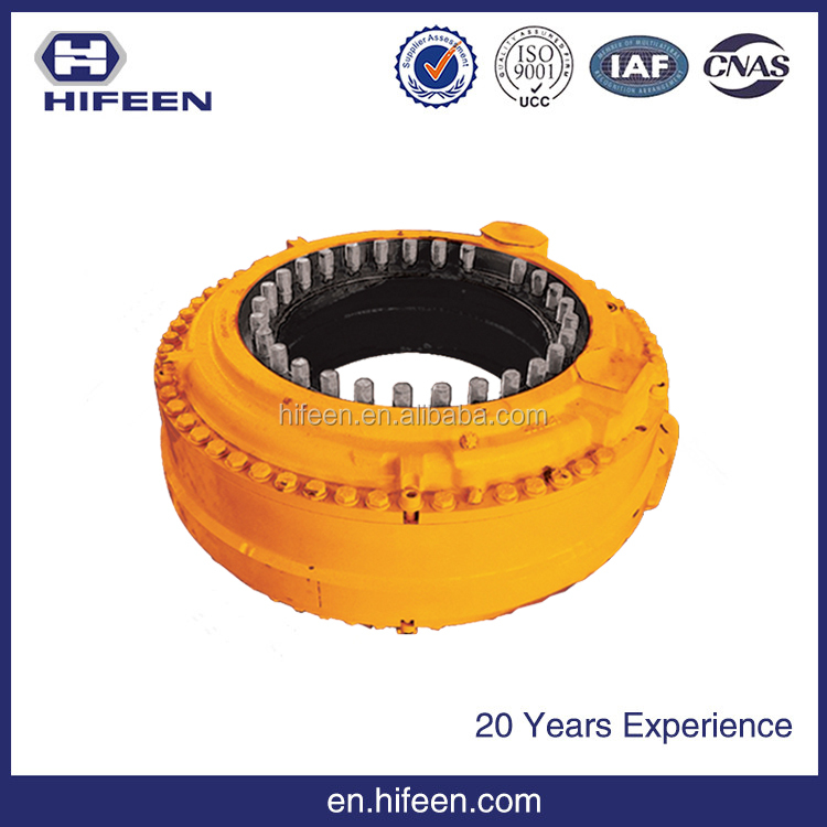 High Quality Customized Terex Dump Truck Brake Drum