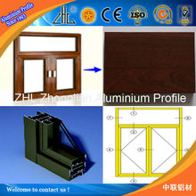 High quality aluminum extrusion window profile/ 2014 the best selling aluminium aluminium door and window system profiles supply