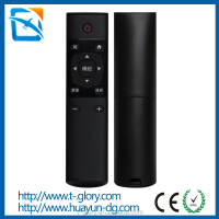 IPTV box use andriod tv box remote control with 2*AAA battery